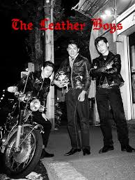the leather boys tokyo
