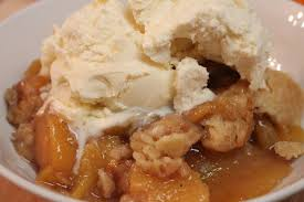 southern peach cobbler with pie crust. Southern Peach Cobbler Intended With Pie Crust