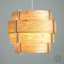 wood veneer pendant light retro tiered drum pendant shade in wood veneer finish light on house
