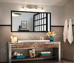 lighting in a bathroom. Industrial Bath Lighting Bathroom Cool Style For In A