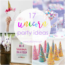 Diy Party Printables 17 Unicorn Party Ideas To Throw The Ultimate Unicorn Party