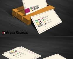 Interior Decoration Business Card Template PSD File Free Download Awesome Business Cards Interior Design