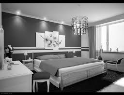 black bed with white furniture. Dark Grey Walls W Photo Of Gray White Bedroom Furniture Black Bed With