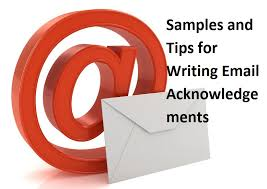 Proof Of Receipt Template Amazing How To Write Acknowledgement Email Replies With Samples