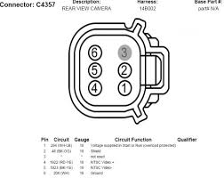 og camera wiring diagram introduction to electrical wiring diagrams \u2022 Ford Backup Camera Wiring Diagram how to install reverse camera wiring diagram rh france annuaire blogs com camera antenna diagram security