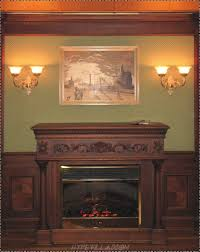 Cool Pictures Of Fireplace Mantel Lamp For Fireplace Design And Decoration  Ideas : Cute Picture Of