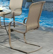 Amazoncom Sundale Outdoor Beach Yard Pool Sling Back Chairs Outdoor Sling Furniture