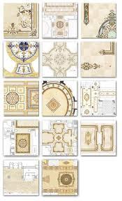 marble flooring design autocad drawings designs