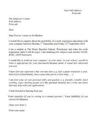 experience letter sample free 10 work experience letter examples templates