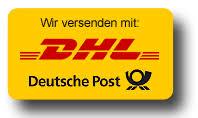 Bildergebnis für dhl shipping logo