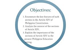 philippine consution article xiv by
