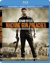 Machine Gun Preacher Blu Ray