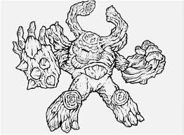 The Suitable Image Skylanders Coloring Pages Tree Rex Phenomenal