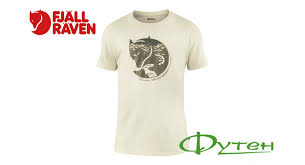 Купить <b>Футболка Fjallraven ARCTIC</b> FOX T-SHIRT M chalk white со ...