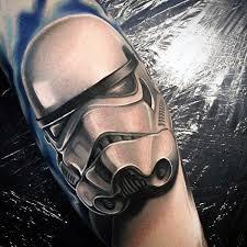 100 Stormtrooper Vzory Tetování Pro Muže Nápady Star Wars Ink
