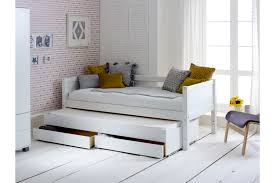 flexa nordic day bed with drawers and