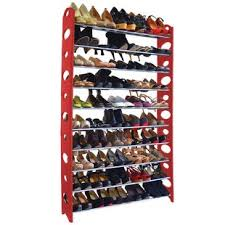 Just The Right Shoe Display Stand Tall Narrow Shoe Rack Wayfair 61