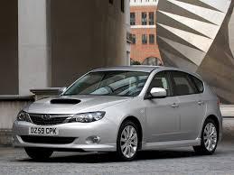 Subaru Impreza (2007-2011): Review, Problems, Specs