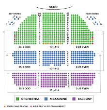 Broadway Theatre Seating Chart Cort Theatre Large Broadway Seating Charts