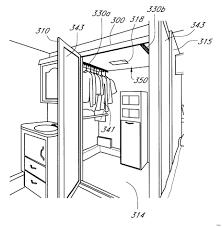 closet shelf height mounting shelves standard depth double hang