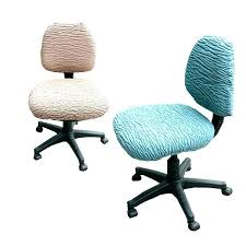 desk chair cover office chair covers executive office chair covers cover spandex two piece swivel desk