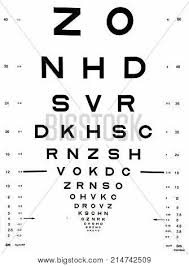 Eye Chart Poster Snellen Eye Chart Poster Id 214742509