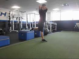 at home workout for softball players