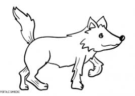 Wolf Coloring Pages Printable For Free Portale Bambini
