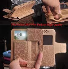QMobile Noir i12 Case, Fashion Flip ...
