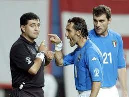 Così Byron Moreno ha preso in giro l'Italia e poi sconfitto se stesso