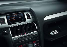 Audi Q7 2009 Interior