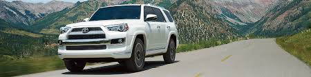 2017, 2018 Toyota 4Runner SUV | Silver City, NM Toyota Dealer