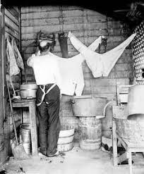 black man washing clothes. Beautiful Black Man Washing His Clothes  USA 1900 LOOK Someone Was So Shocked Back Then  To See A Man Doing Laundry She Had Take Picture Prove It Happened LOL To Black Washing Clothes A