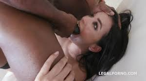 Watch LegalPorno Blackbuster Francys Belle all anal with Mike.