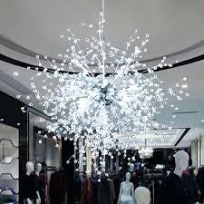 affordable modern lighting find more chandeliers information about modern dandelion led crystal affordable modern lighting