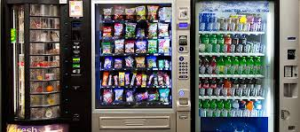 Vending Machines Michigan Impressive Vending Machine Technology AD Bos Vending Services West Michigan