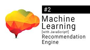 Recommendation Engine Machine Learning Tutorial Making A Recommendation Engine In The Browser