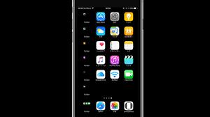 Geheimes iPhone Hintergrundbild ...