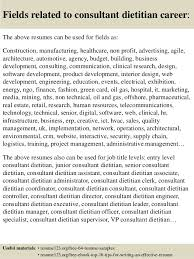 dietitian resume top 8 consultant titian resume samples ideas collection dietitian