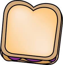 peanut butter clipart. Unique Clipart Peanut Butter And Jelly Sandwich With Clipart