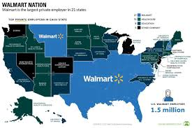Nice Airport Charts Map Nice To See Walmart Employs So Many People