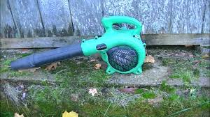 hitachi 23 9cc 2 cycle gas powered handheld leaf blower. hitachi rb24eap gas powered leaf blower demonstration 23 9cc 2 cycle handheld