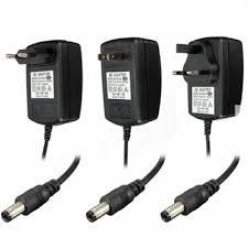 9V 2A <b>EU Plug Adapter</b> 3.70 - <b>Power</b> Supply by CNC LAB