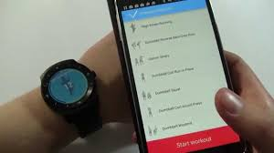 vimofit an integrated android wear fitness app review