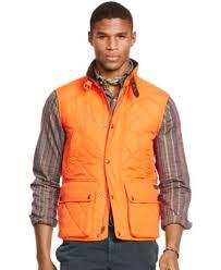 Polo Ralph Lauren Quilted Vest - Coats & Jackets - Men - Macy's & Polo Ralph Lauren Quilted Vest Adamdwight.com