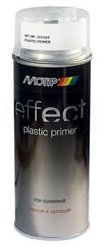 Купить <b>Аэрозольный</b> грунт-праймер <b>MOTIP</b> Deco Effect Plastic ...