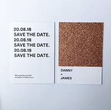 38 Unique And Unusual Save The Date Ideas Onefabday Com