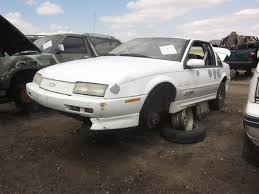 Junkyard Find: 1996 Chevrolet Beretta Z26 - The Truth About Cars