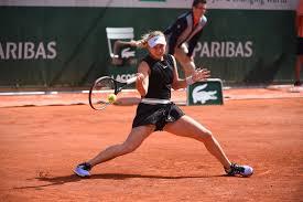 Made by mwp tech.© anastasia potapova 2018. Anastasia Potapova Records First Top 10 Win To Stun Kerber At Roland Garros Ubitennis