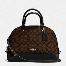 Coach Signature Sierra Satchel Shoulder Bag Handbag F37233 Imaa8